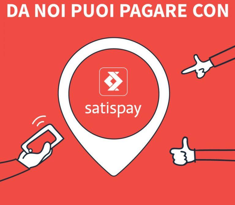 Paga con Satispay